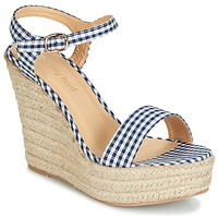 Chaussures Femme Sandales et Nu-pieds Moony Mood IPALA Bleu