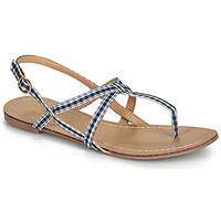 Chaussures Femme Sandales et Nu-pieds Moony Mood JEKERINE Bleu
