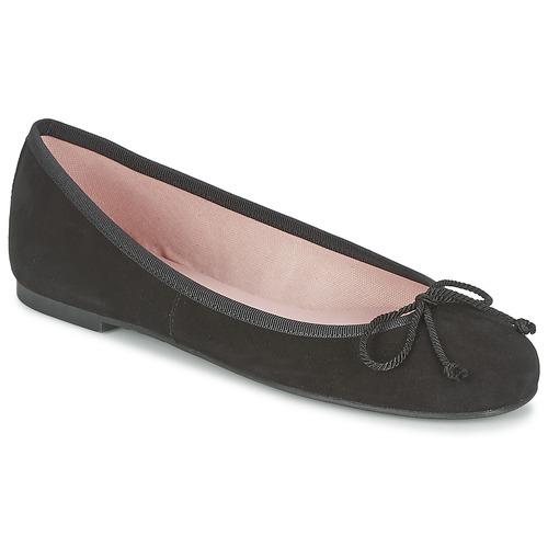 Chaussures Femme Ballerines / babies Pretty Ballerinas ANGELIS Noir