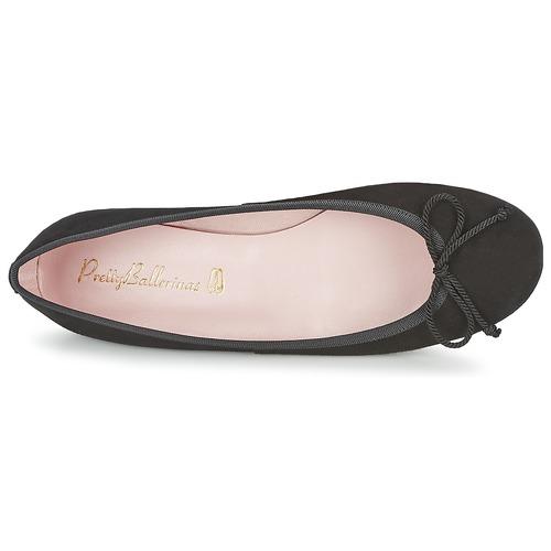 Pretty Ballerinas ANGELIS Noir