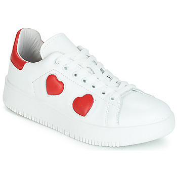 Chaussures Femme Baskets basses Yurban JIBOUILLE Blanc