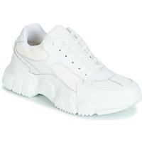 Chaussures Femme Baskets basses Yurban JILIBELLE Blanc