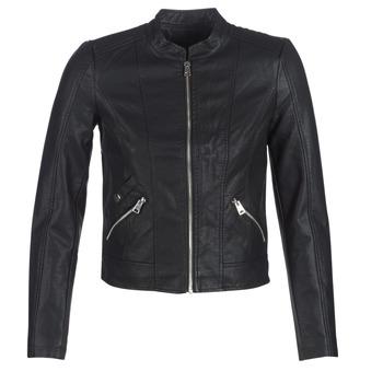 Vêtements Femme Vestes en cuir / synthétiques Vero Moda VMKHLOE Noir