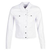 Vêtements Femme Vestes en jean Vero Moda VMHOT SOYA Blanc