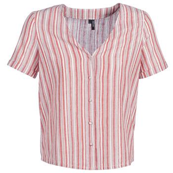 Vêtements Femme Tops / Blouses Vero Moda VMESTHER Rouge