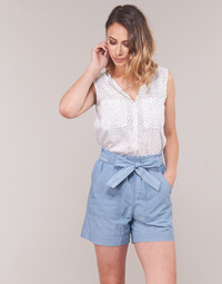 Vêtements Femme Tops / Blouses Vero Moda VMERIKA Blanc / Noir