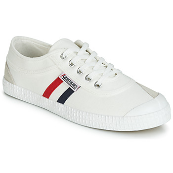Chaussures Baskets basses Kawasaki RETRO Blanc