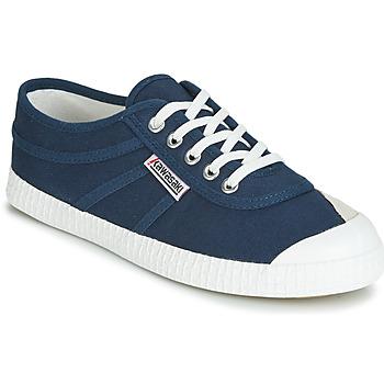 Chaussures Baskets basses Kawasaki ORIGINAL Bleu