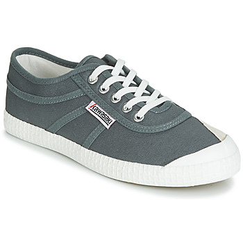 Chaussures Baskets basses Kawasaki ORIGINAL Gris