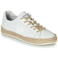 Chaussures Femme Baskets basses Pataugas PAM /N Blanc