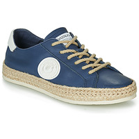 Chaussures Femme Baskets basses Pataugas PAM /N Marine