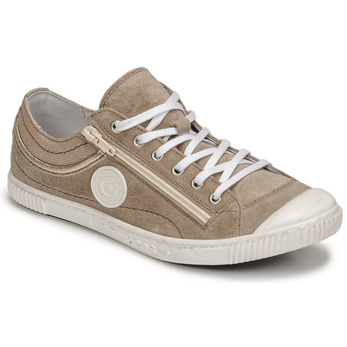 Chaussures Femme Baskets basses Pataugas BISK/MIX Taupe