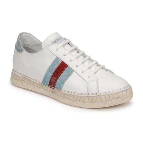 Chaussures Femme Baskets basses Pataugas MARBELLA Blanc