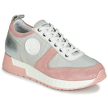Chaussures Femme Baskets basses Pataugas TESSA Gris / Rose