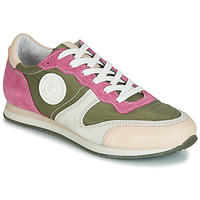 Chaussures Femme Baskets basses Pataugas IDOL/MIX Kaki / Violet / Beige