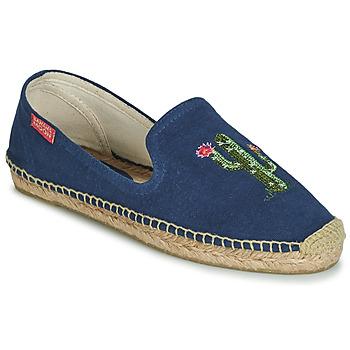 Chaussures Femme Espadrilles Banana Moon OZZIE Bleu