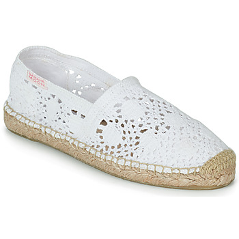 Chaussures Femme Espadrilles Banana Moon NIWI Blanc