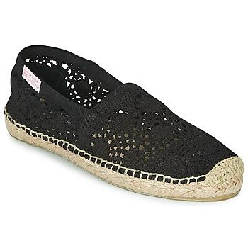 Chaussures Femme Espadrilles Banana Moon NIWI Noir