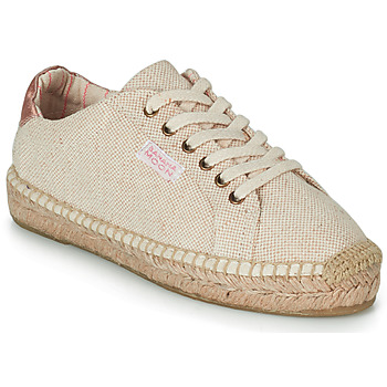 Chaussures Femme Espadrilles Banana Moon PACEY Beige