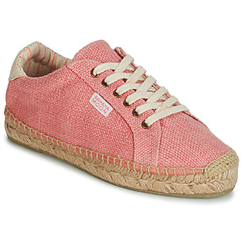 Chaussures Femme Baskets basses Banana Moon PACEY Rose