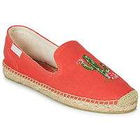 Chaussures Femme Espadrilles Banana Moon OZZIE Rouge