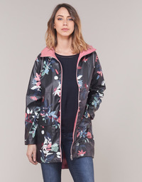 Vêtements Femme Parkas S.Oliver 04-899-61-5060-90G17 Marine / Multicolore