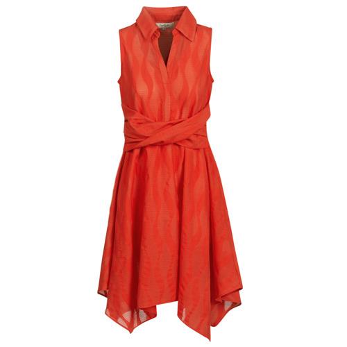 Vêtements Femme Robes courtes Derhy EMBARCATION Rouge