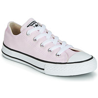 Chaussures Fille Baskets basses Converse CHUCK TAYLOR ALL STAR SEASONAL OX Rose