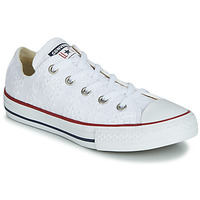 Chaussures Fille Baskets basses Converse CHUCK TAYLOR ALL STAR BROADERIE ANGLIAS OX Blanc