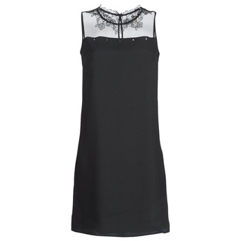 Vêtements Femme Robes courtes One Step TINA Noir