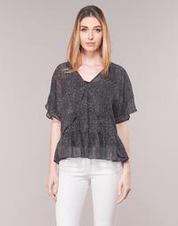 Vêtements Femme Tops / Blouses Ikks BN11175-02 Noir