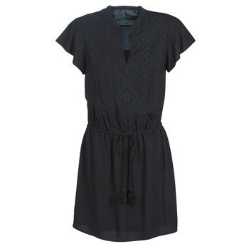 Vêtements Femme Robes courtes Ikks BN30035-02 Noir