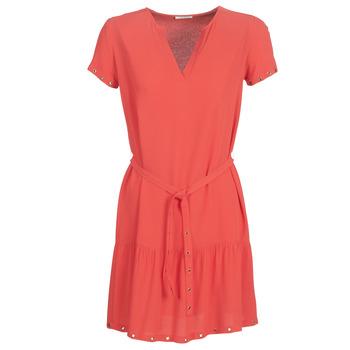 Vêtements Femme Robes courtes Ikks BN30115-35 Corail