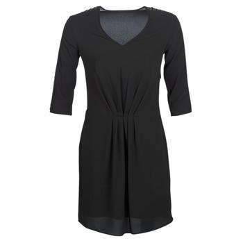 Vêtements Femme Robes courtes Ikks BN30015-04 Noir