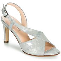 Chaussures Femme Sandales et Nu-pieds Peter Kaiser OPRAH Argenté