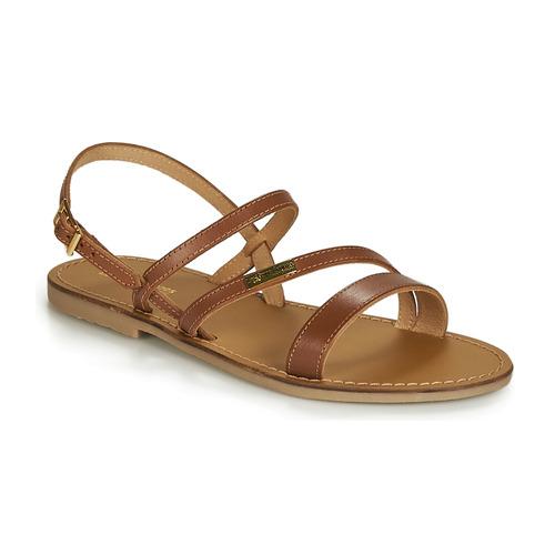 Chaussures Femme Sandales et Nu-pieds Les Tropéziennes par M Belarbi BADEN Tan
