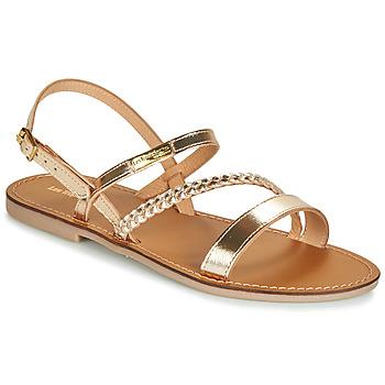 Chaussures Femme Sandales et Nu-pieds Les Tropéziennes par M Belarbi BATRESSE Doré