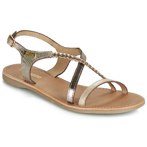 Chaussures Femme Sandales et Nu-pieds Les Tropéziennes par M Belarbi HANANO Doré