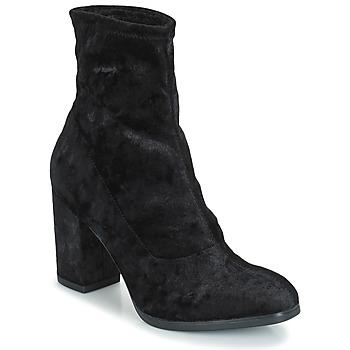 Chaussures Femme Bottines Caprice 9-9-25306-21-035 Black Velvet