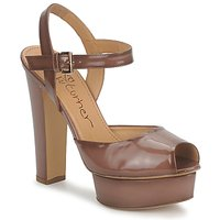 Chaussures Femme Sandales et Nu-pieds Eva Turner ERSILIA Marron