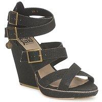 Chaussures Femme Sandales et Nu-pieds Feud WASP Noir