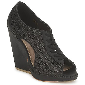 Chaussures Femme Low boots Feud WHIP Noir