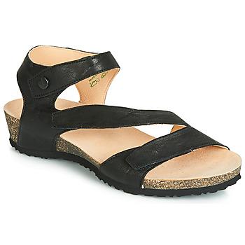 Chaussures Femme Sandales et Nu-pieds Think DUMIA Noir