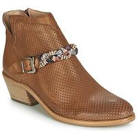 Chaussures Femme Boots Muratti DENISETTE Cognac