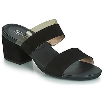 Chaussures Femme Sandales et Nu-pieds Wonders ZAPAJO Noir