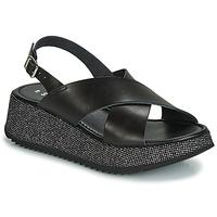 Chaussures Femme Sandales et Nu-pieds Sweet Lemon LILAR Noir