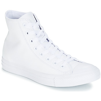 Basket montante Converse CHUCK TAYLOR ALL STAR CUIR HI Blanc