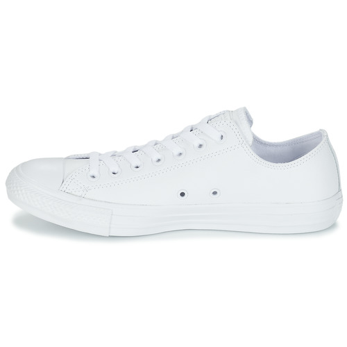 converse ox blanche