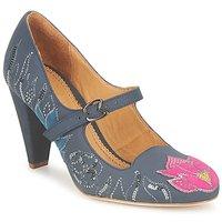 Chaussures Femme Escarpins Maloles CLOTHILDE Gris / Rose
