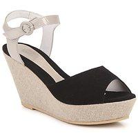 Chaussures Femme Sandales et Nu-pieds Regard RAFATI Noir